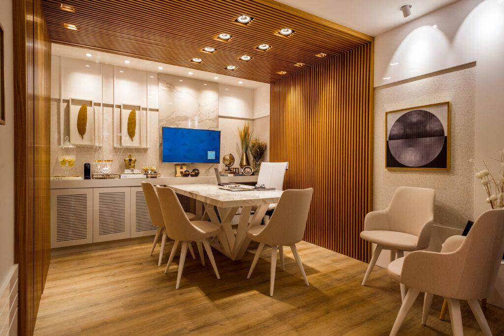 Cách giám sát loại ván nội thất nhà thầu sử dụng cho căn hộ.