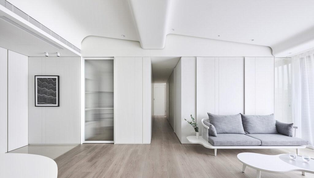 Phong cách nội thất tổi giản hiện đại