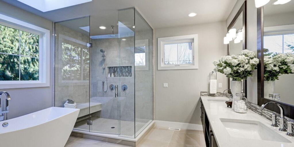 Nhà vệ sinh cần chú ý khâu chọn vật liệu phù hợp
